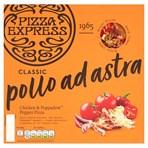 Pizza Express Classic Pollo Ad Astra Chicken & Peppadew Pepper Pizza 280g