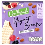 Go Ahead Yogurt Breaks Forest Fruit 178g