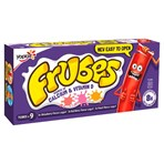 Frubes Strawberry, Red Berry and Peach Flavour Tubes 9 x 37g (333g)