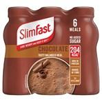 SlimFast Chocolate Flavour Shake 6 x 325ml (1.95L)