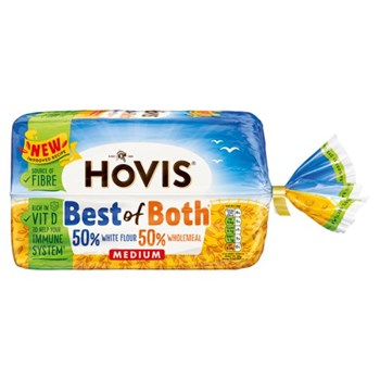 Hovis Best of Both Medium 750g