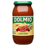 Dolmio Lasagne Red Tomato Sauce 500g