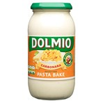 Dolmio Pasta Bake Carbonara Pasta Sauce 480g