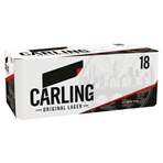 Carling Original Lager 18 x 440ml