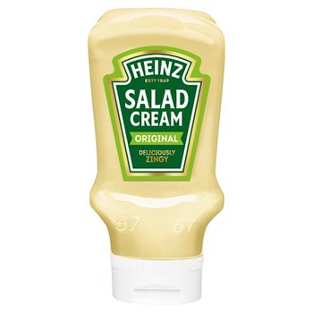 Heinz Original Salad Cream 425g