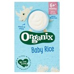 Organix Baby Rice Cereal - Organic 100g