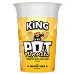 Pot Noodle Original Curry King Pot 114g