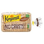 Kingsmill Wholemeal No Crusts 400g