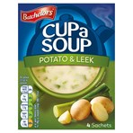 Batchelors Cup a Soup Potato & Leek 107g