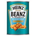 Heinz No Added Sugar Baked Beanz 415g