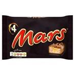 Mars Chocolate Bars Multipack 4 x 39.4g