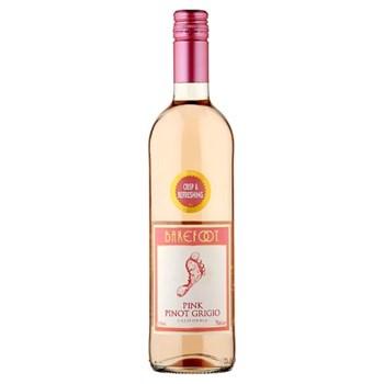 Barefoot Pink Pinot Grigio 750ml