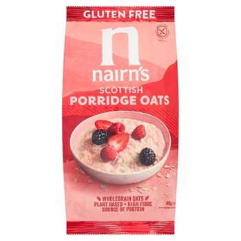 Nairn's Scottish Porridge Oats 450g