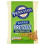 Penn State Sour Cream & Chive Sharing Pretzels 175g