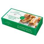 Linda McCartney's 6 Vegetarian Sausage Rolls 342g