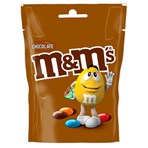 M&M's Chocolate Pouch Bag 125g