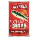 Glenryck Pilchards in Tomato Sauce 155g