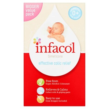 Infacol (Simeticone) Colic Relief Drops 85ml