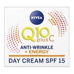 NIVEA Q10 plus C Anti-Wrinkle + Energy Day Cream 50ML