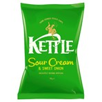 KETTLE® Chips Sour Cream & Sweet Onion 150g