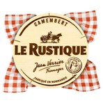 Le Rustique Jean Verrier Fromager Camembert 250g