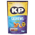 KP Nuts Salted Cashews 110g