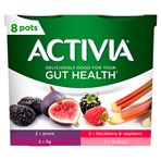 Activia Mixed Fruit Gut Health Yogurt 8 x 115g (920g)