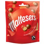 Maltesers Chocolate Pouch Bag 102g