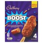Cadbury Boost Ice Cream 4 x 90ml