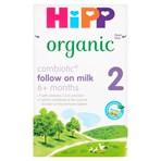 HiPP Organic 2 Follow on Baby Milk Powder from 6 Months 800g