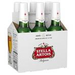 Stella Artois Belgium Premium Lager 6 x 330ml