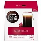 NESCAFÉ Dolce Gusto Americano Coffee Pods, 16 Pods Per Box