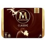 Magnum Classic Ice Cream 4 x 110 ml