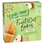 Go Ahead 6 Fruit & Oat Bakes Apple 210g