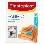 Elastoplast Fabric Extra Flexible Breathable 40 Plasters