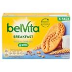 Belvita Breakfast Biscuits Milk & Cereals 5 Packs 225g