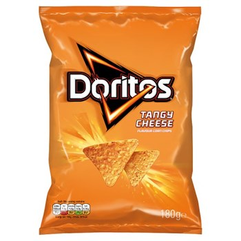 Doritos Tangy Cheese Sharing Tortilla Chips 180g