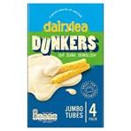 Dairylea Dunkers Jumbo Tubes Cheese Snacks 4x45g