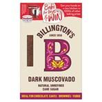 Billington's Dark Muscovado Natural Unrefined Cane Sugar 500g
