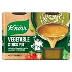Knorr Vegetable Stock Pot 8 x 28 g