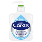 Carex Antibacterial Hand Wash Moisture Liquid Soap 250ml