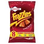 Smiths Frazzles Crispy Bacon Multipack Snacks 8x18g
