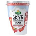 Arla Skyr Strawberry Icelandic Style Yogurt 450g