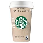 Starbucks Caffé Latte Flavoured Milk Iced Coffee 220ml