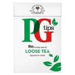 PG tips Original Loose Tea 80