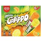 Calippo Orange & Lemon-Lime Ice Lollies 6 x 80 ml