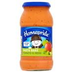 Homepride Pasta Bake Sauce Creamy Tomato and Herb 485g