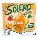 Solero Exotic Ice Cream 3 x 90ml