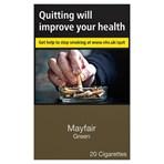 Mayfair Green 20 Cigarettes
