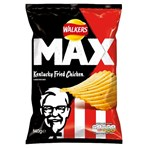 Walkers Max KFC Kentucky Fried Chicken Sharing Crisps 140g